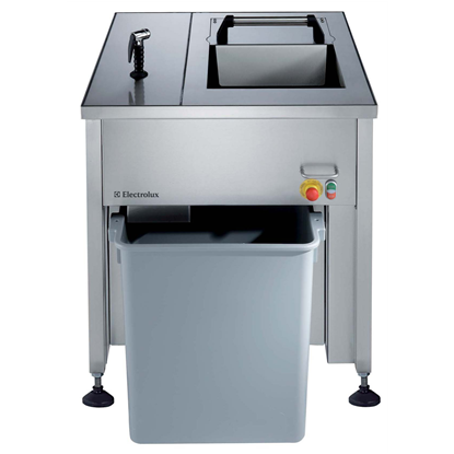Waste Management SystemFree Standing Compact Integrated Pulper - 300 kg/hour