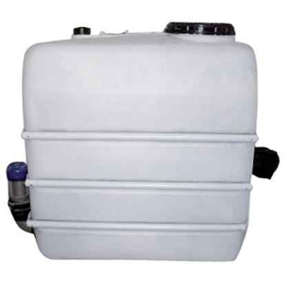 Waste Management SystemHolding Tank for Multiple Intake stations - 750 lt