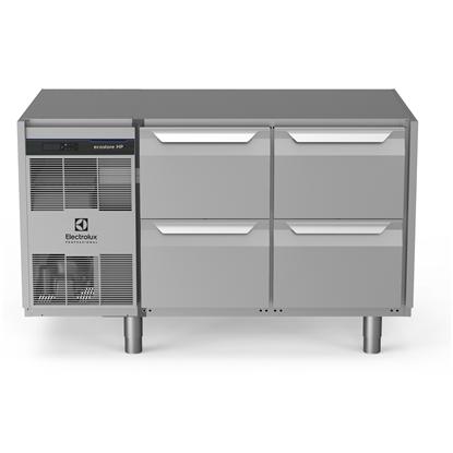 Dijital Tezgahaltı Buzdolabıecostore HP Premium Tezgah Tipi Soğutucu - 290lt, 4-Çekmeceli, Üst Tablasız
