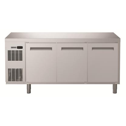 Digital UndercounterRefrigerated Counter - 3 Door (R134a) with top