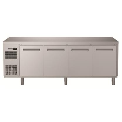 Digital Undercounterecostore HP Refrigerated Counter - 4 Door (R134a) with top