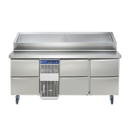 SaladetteXL Saladette, 6½ drawers (R452a)