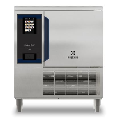SkyLine ChillSBlast Chiller-Freezer 6GN1/1 30/30 kg