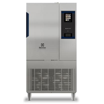 SkyLine ChillSBlast Chiller-Freezer 10GN1/1 50/50 kg, right hinged door