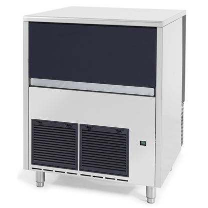 Ice pebbles142kg/24h with 40kg bin Ice pebbles maker, air-cooled