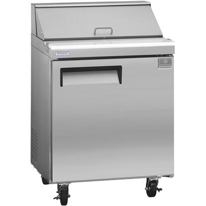 Refrigeration Equipment<br>Sandwich/Salad Preparation Table, 6cu.ft - Stainless Steel