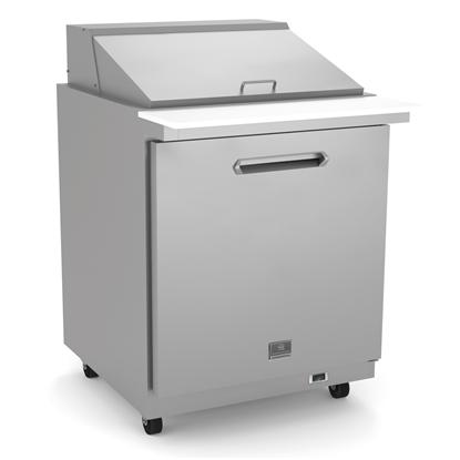 Refrigeration Equipment<br>Mega Top Table, 29