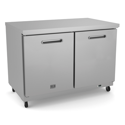 Refrigeration Equipment<br>Undercounter Freezer, 12 cu.ft, 48