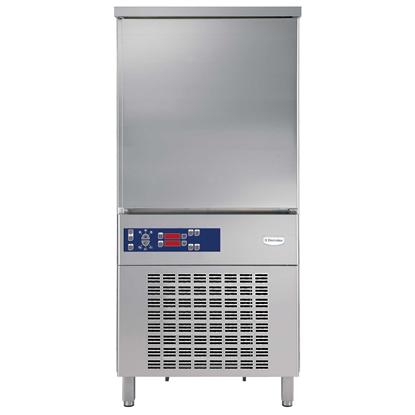 Crosswise Şok SoğutucularHızlı Soğutucu 10xGN1/1-28 kg Uzaktan Soğutmalı