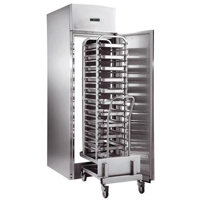 Digital CabinetsRoll-Through Compact Refrigerator 750 lt - 1 Full, 1 Glass door