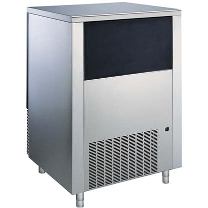 Льдогенераторы (кубики)Льдогенератор водяного охлаждения с бункером на 65 кг, 130 кг/сут (кубики 42 г)