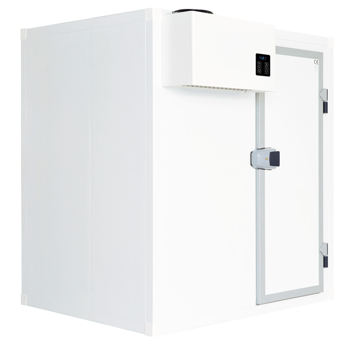 Minicelle frigorifere<br>163x283 -2/+2 °C Unità monoblocco