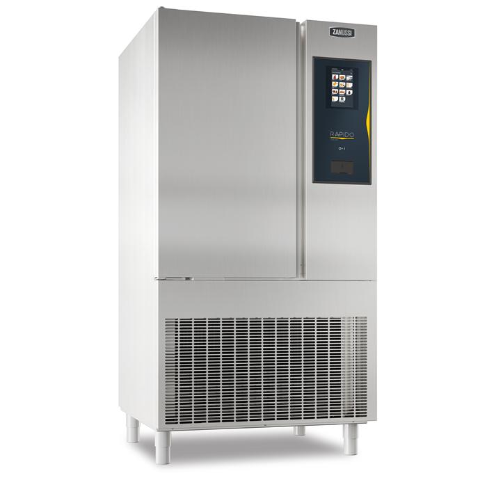 Rapido<br>Rapido Blast chiller/frys. 50/50kg, 10 GN 1/1
