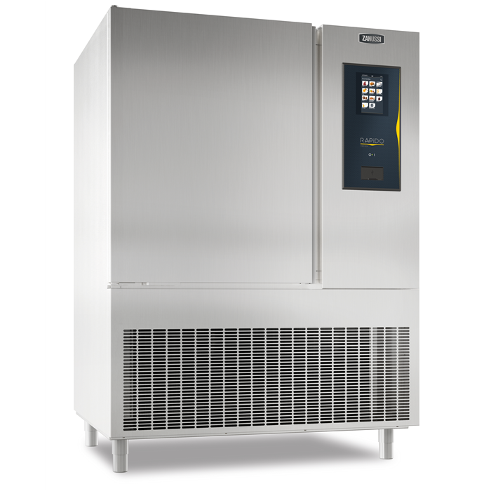 Rapido<br>Rapido Blast chiller/frys. 100/70kg, 10 GN 2/1
