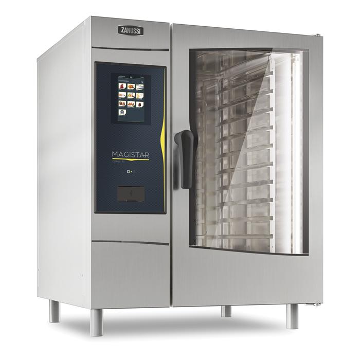 Magistar Combi TS<br>Electric Combi Oven 8GN1/1