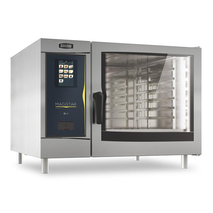 Magistar Combi TS<br>Natural Gas Combi Oven 6GN2/1
