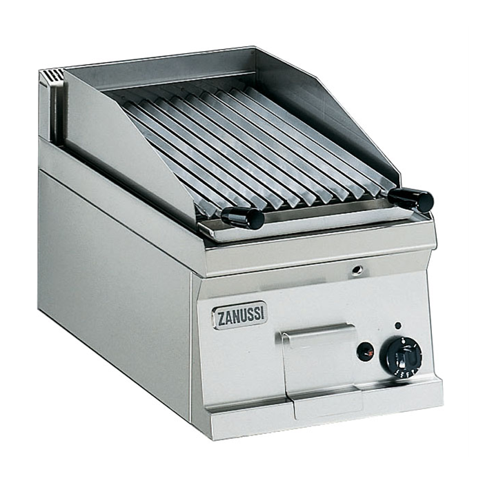 Modular Cooking<br>Lavastensgrill gas - 1/2 modul
