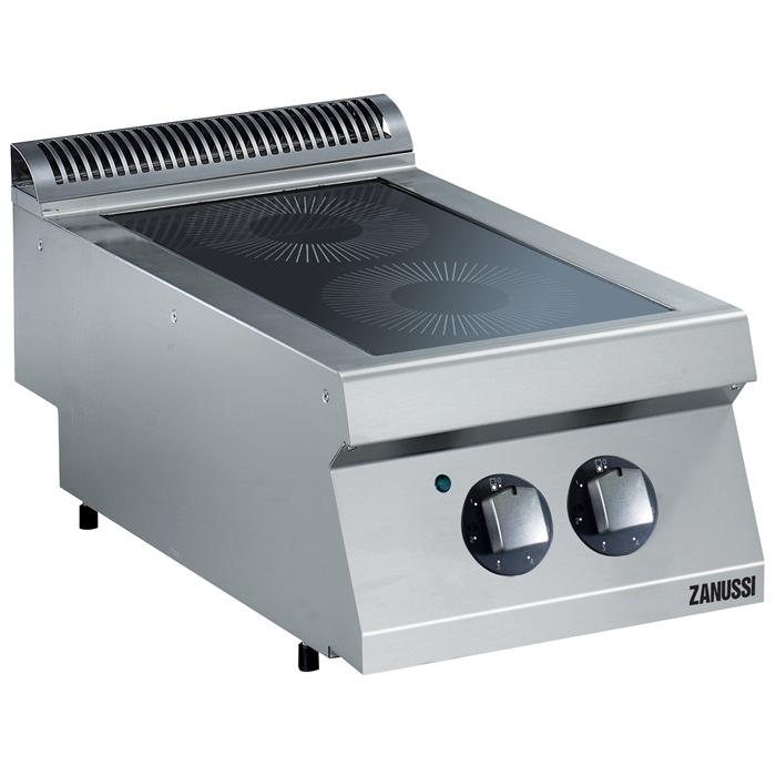 Gamma cottura modulare<br>EVO700 Piano a infrarosso top 2 zone