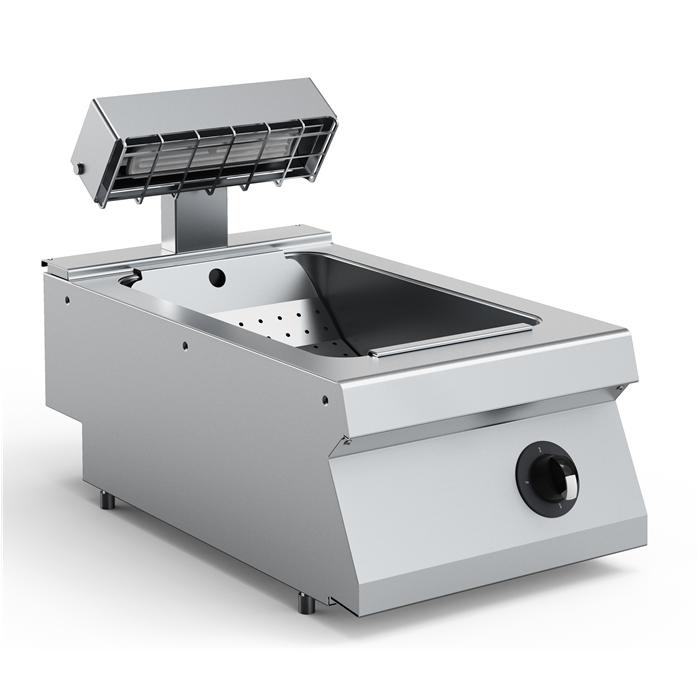 Gamma cottura modulare<br>EVO700 Scaldapatate elettrico