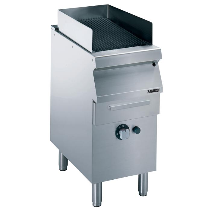 Modular Cooking Range Line<br>EVO700 Half Module Freestanding Gas Char-Grill
