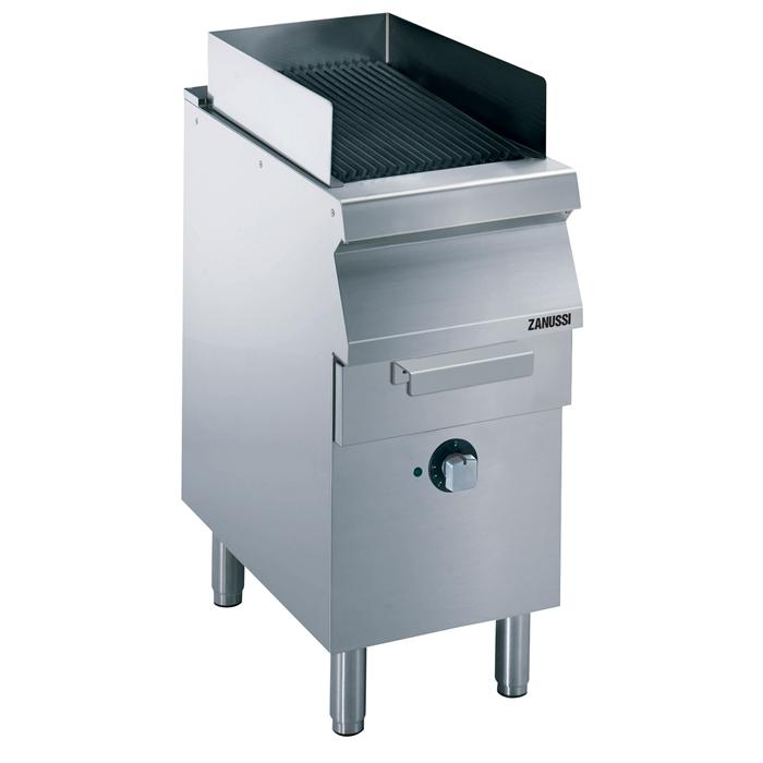 Modular Cooking Range Line<br>EVO700 Half Module Freestanding Electric Char-Grill