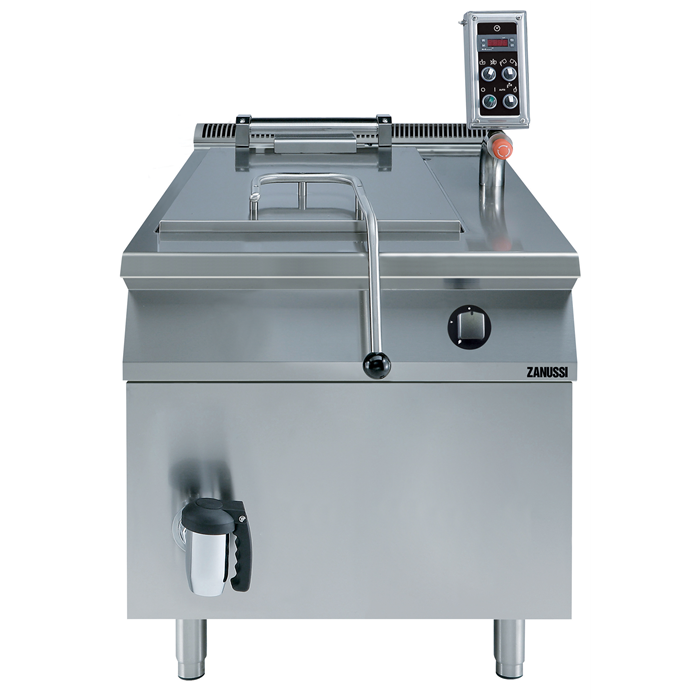 Modular Cooking Range Line<br>EVO900 Gas Automatic Pasta Cooker 150 litres