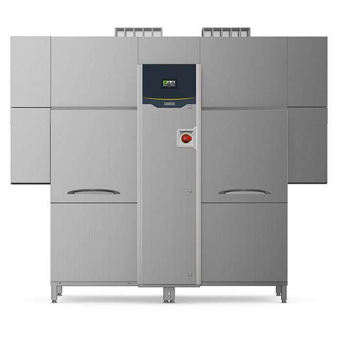 Disk<br>Multi rinse Tunneldiskmaskin, 150R/H, H>V, Värmepump