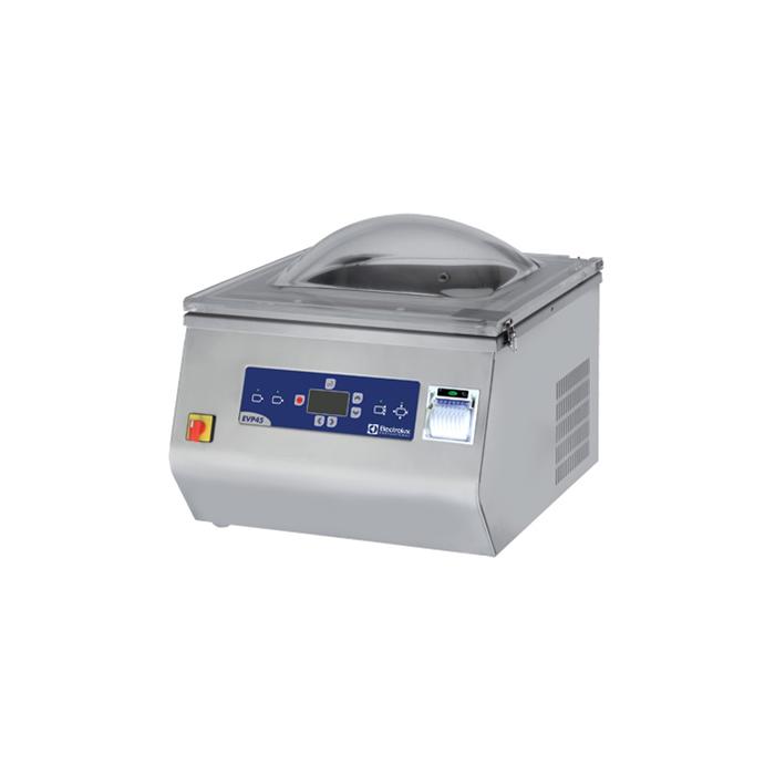 Confezionatrici Sottovuoto<br>Confezionatrice sottovuoto da banco gas inerte con stampante HACCP - 20 m³/h