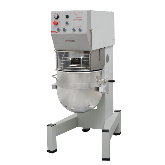 Planetary Mixers<br>Planetary Mixer, 60 lt - Mechanical Variator with Electric Control
