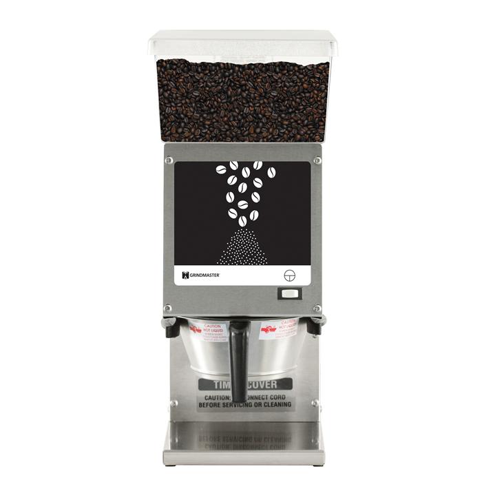 Coffee System<br>Single Portion Grinder, 1x2.7 kg Hopper