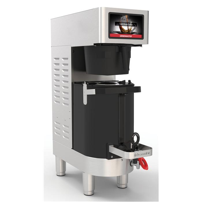 Coffee System<br>PrecisionBrew air-heated shuttle single brewer