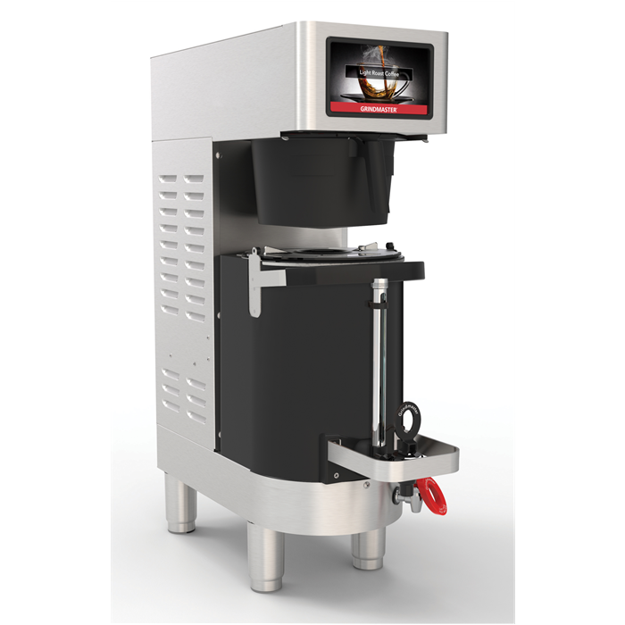 Coffee System<br>PrecisionBrew single warmer shuttle brewer