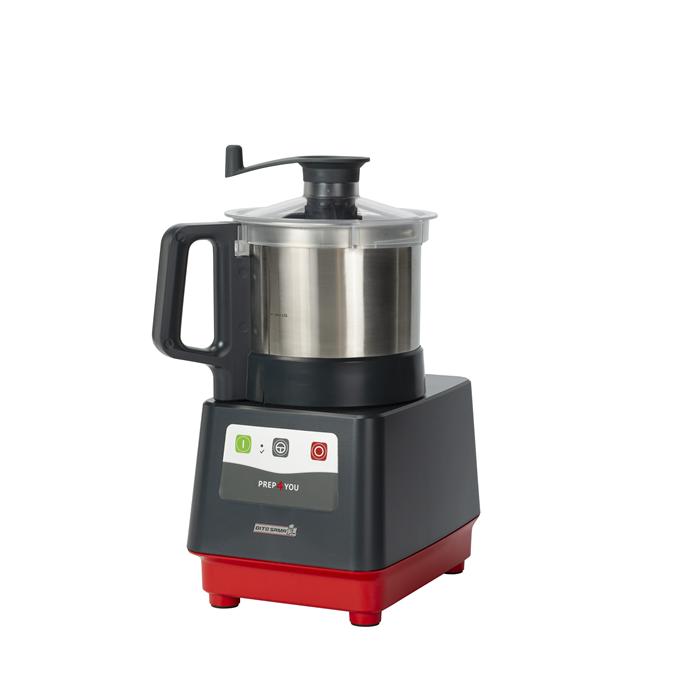 Food Processor<br>PREP4YOU Cutter Mixer 3,6 Lt - Single Speed - UK plug