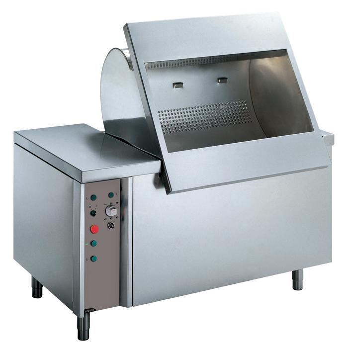 Vegetable Washer<br>Tilting Basket Vegetable Washer 10/40kg - Automatic