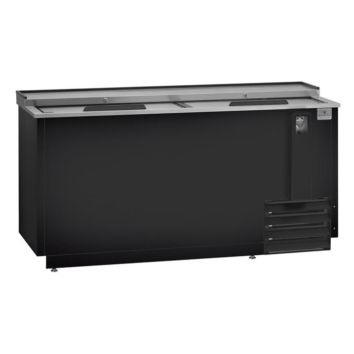 Refrigeration Equipment<br>Bottle Cooler with Slide Top, 18 cu.ft, 65''
