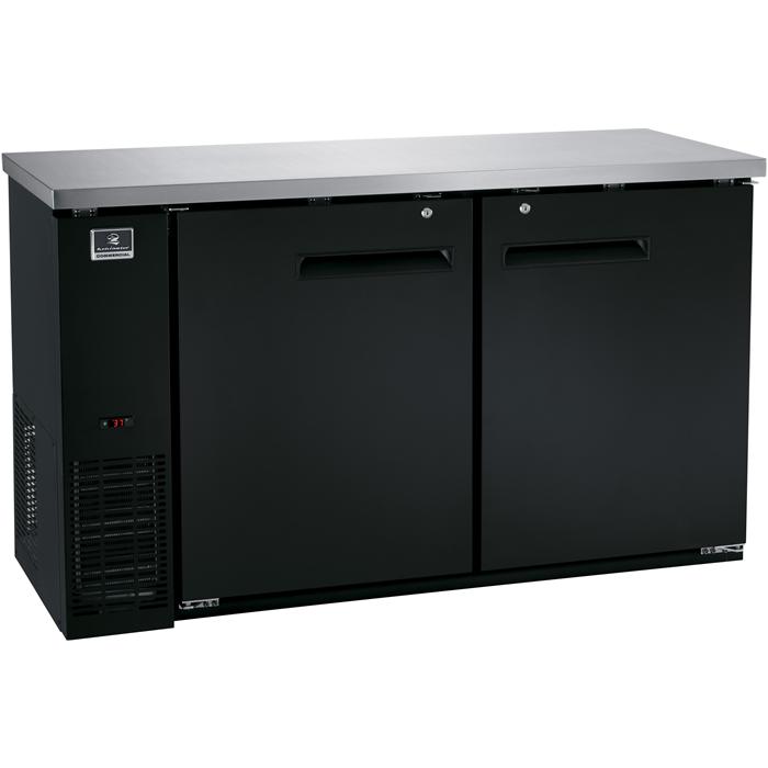 Refrigeration Equipment<br>Bar Equipment 2-door Refrigerator, 15.8 cu.ft, 48