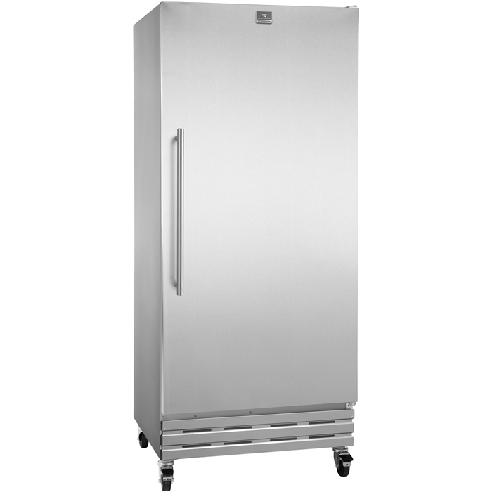 Refrigeration Equipment<br>Reach-In Refrigerator, 1 Door, 18 cu.ft - Stainless Steel
