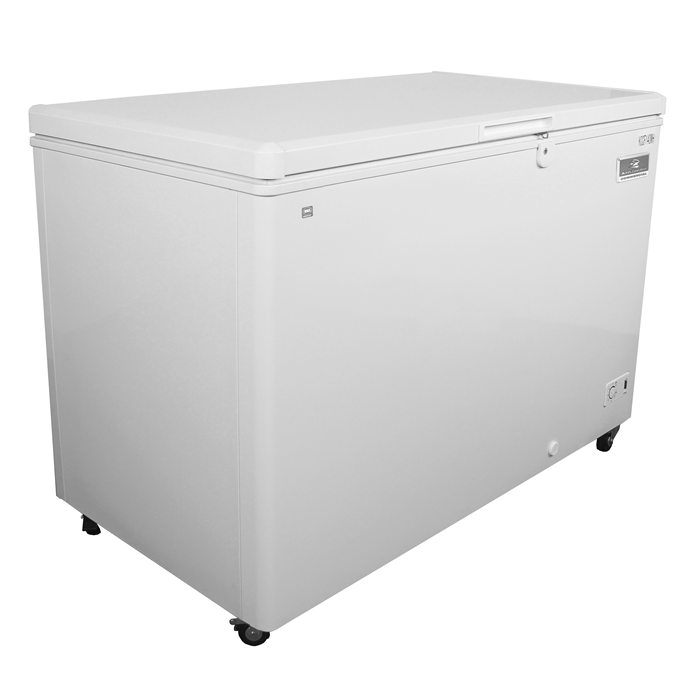 Chest Freezer<br>Solid Top Freezer, 14 cu.ft , 1 Basket