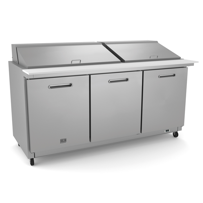 Refrigeration Equipment<br>Mega Top Table, 72