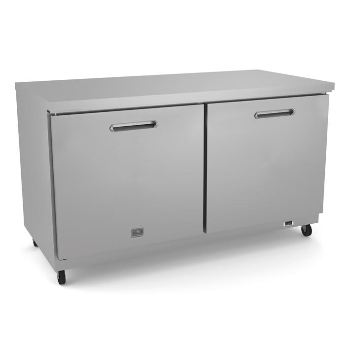 Refrigeration Equipment<br>Undercounter Refrigerator, 60