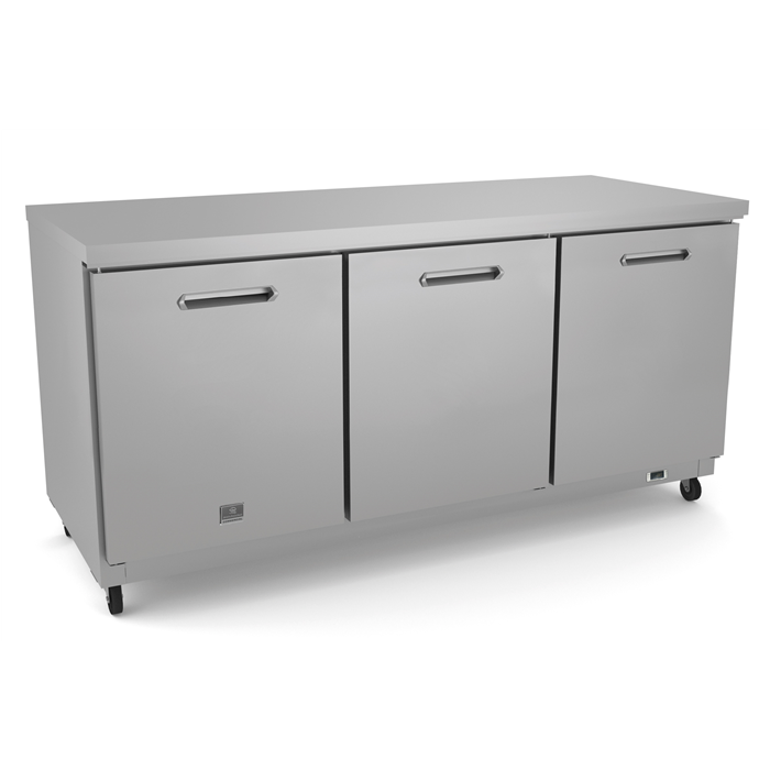 Refrigeration Equipment<br>Undercounter Refrigerator, 72